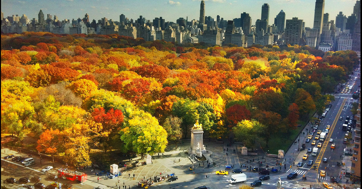 NYC-in-the-Fall