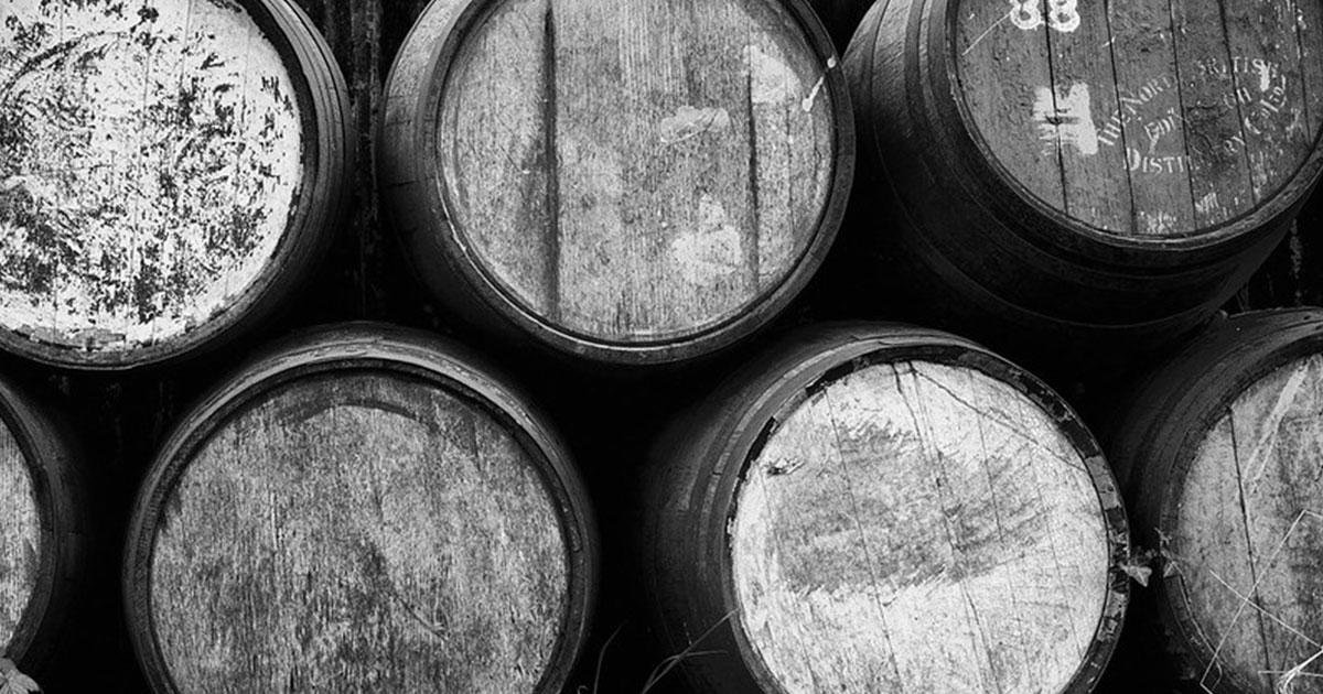 cider-barrels